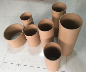 Paper tubes short