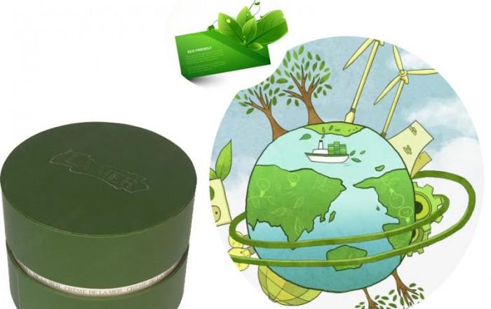 environmental friendly packaging paper tubes
