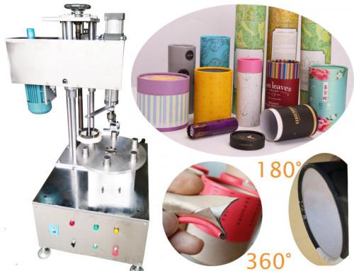 Various models Paper tube curling machine